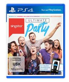SINGSTAR PS4/PS3 - P!nk -Get the Party started kostenlos