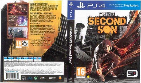 @Meinpaket Infamous Second Son PS4 für 24,90 €