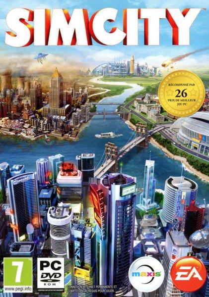 @MeinPaket SimCity DVD Inkl. Key für 10,90 €