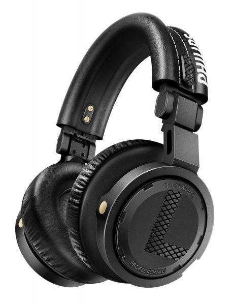 Philips A5-PRO/00 DJ Kopfhörer von Armin van Buuren (3500mW RMS, austauschbare Ohrpolster und Caps, innovativer Faltmechanismus), schwarz inkl.Vsk für 224,22 € > [amazon.es]
