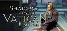 [Steam] Shadows on the Vatican Act I: Greed gratis (Sammelkarten) @ Indie Gala