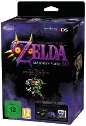 The Legend of Zelda Majoras Mask 3DS Steelbook auf Otto.de
