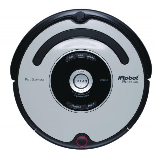 [3% Qipu] iRobot Roomba 565 Staubsaug-Roboter als Vorführware für 299€ frei Haus @DC