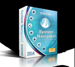 EXEONE System Navigator