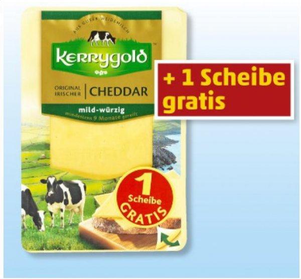 Kerrygold Cheddar für 99 cent oder Couponing auch beim Discounter (Penny,Lidl und Netto)