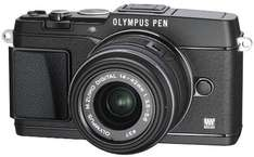Olympus Pen E- P5 Kit 14-42 mm ( Schwarz ) für 600 € @ Amazon.co.uk