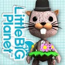 Little Big Planet Murmeltiertag - Kostüm PS4 / PS3 / PSVita
