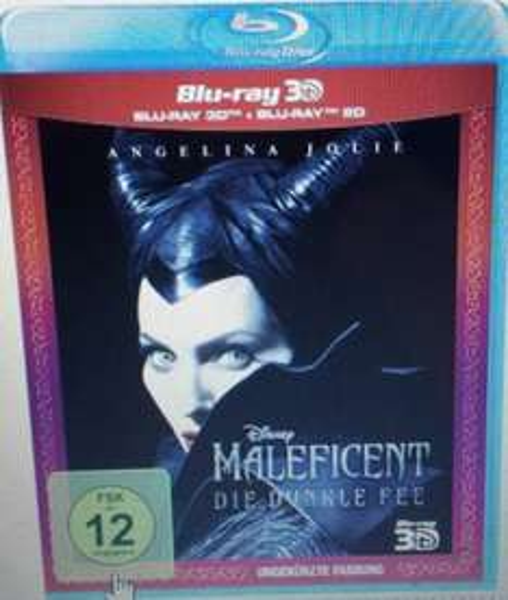 Maleficent - Die Dunkle Fee - 3D  bei Alphamovies & weitere 3D Angebote