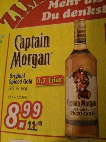 [Zimmermann] Captain Morgan für 8,99 €