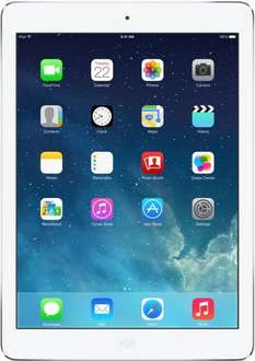 APPLE iPad Air 128 GB WIFI Silber