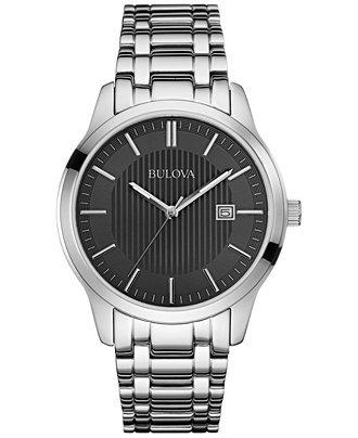 [Amazon UK] klassische Bulova Uhr (Markenuhr) für 56€