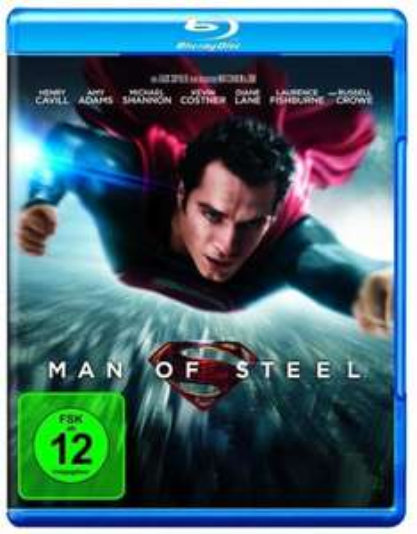 (Saturn.de) (BluRay) Superman - Man of Steel