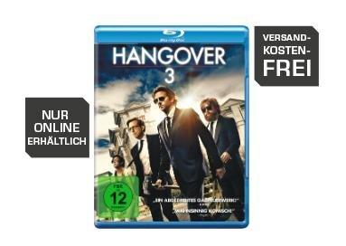 Hangover 3 [Blu-ray] für 3,99€ inkl. Versand @Saturn.de