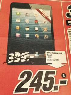 iPad Mini 32 GB, Lokal