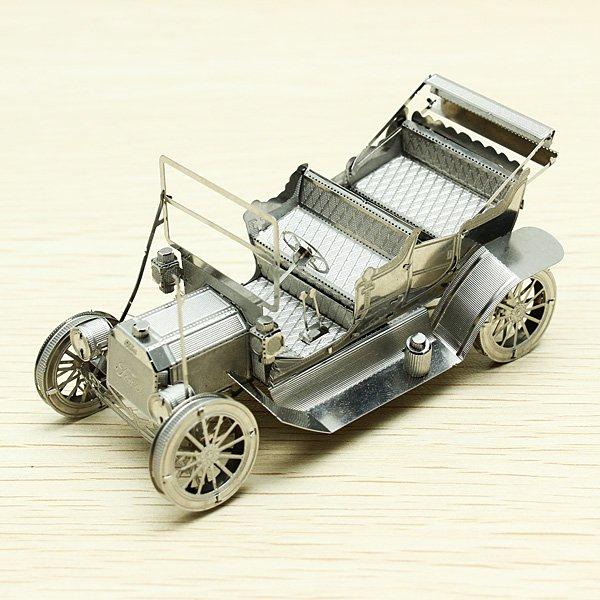 DIY Baukasten für ein 3D Automodell aus Metall für 5,48€ von Banggood