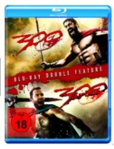 [Blu-ray] 300 & 300 - Rise of An Empire (versandkostenfrei) @ Saturn.de