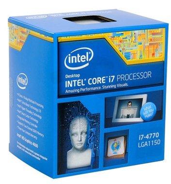 Intel Core i7-4770 4x3.40GHz boxed 227,80€ inkl. Versand (nächster Preis: 270,00€)