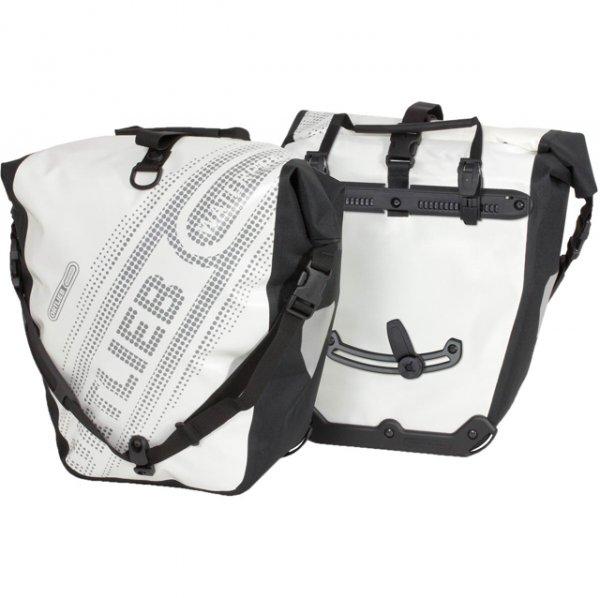 Ortlieb Back-Roller Black'n White für 86,90€ @biker-boarder.de
