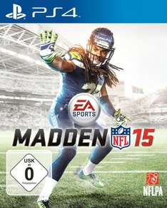 [Super Bowl] Madden 15 PS4 @Amazon.de