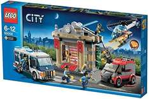 [Amazon.de] Lego City 60008 Museums-Raub für 30,48 Euro