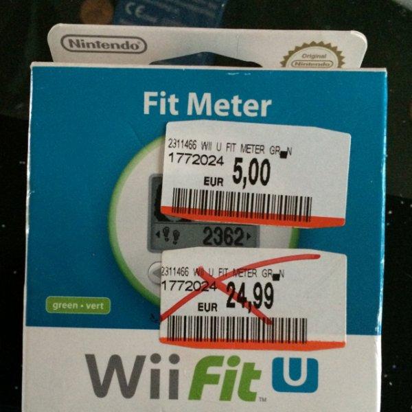 [MM Lokal Berlin alexa] Wii fit Meter für 5€