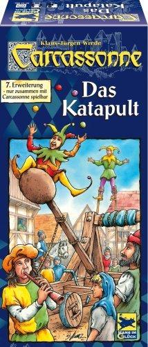 """[Amazon.de - Prime] Carcassonne """"Das Katapult"""" - Die 7. Erweiterung - 9,99€"""