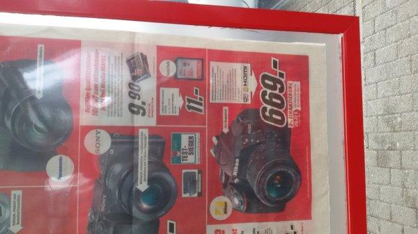 SDHC Card SanDisk Ultra SDHC Card 32GB Class 10 LOKAL Mediamarkt Augsburg 11 €