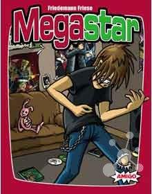 Spiele-Offensive.de: Megastar - Kartenspiel für 1,99 anstatt 6,99 + Versand