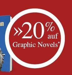 Graphic Novels & Comics bei Zweitausendeins im Sale. Nur heute.