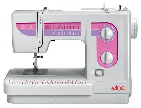 Nähmaschine Elna 2600/Elna eXplore 320 aus UK