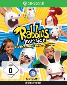 [Buecher.de & Rebuy] Trade in mit 12,76€ Gewinn (2 x Rabbids Invasion - Die interaktive TV-Show (Xbox One))