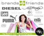 brands4friends shoppen: Dein Einkaufsgutschein für 10 Euro statt 20 Euro