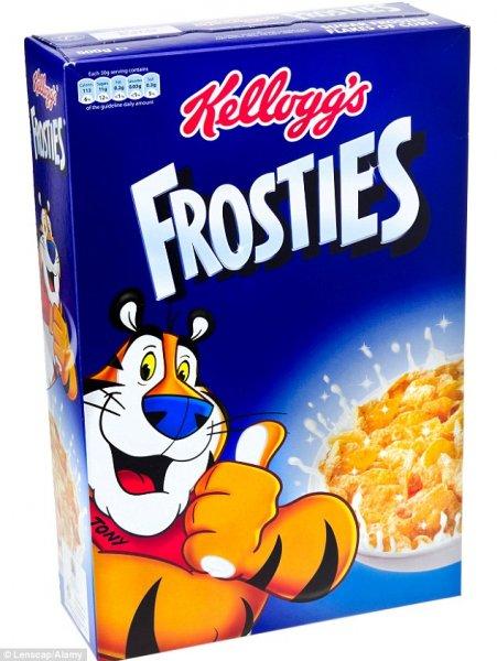 [Netto App + Reebate] 400g Kelloggs Frosties 1,19€