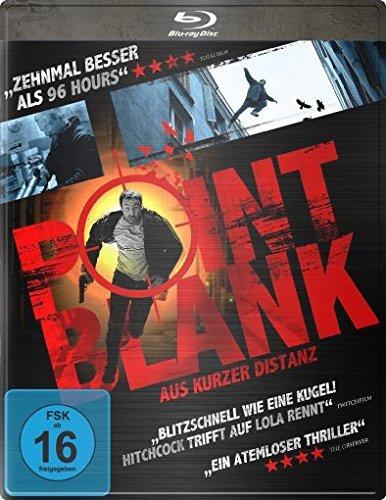 Amazon.de Prime: Point Blank - Aus kurzer Distanz - Steelbook [Blu-ray] für 6,97€