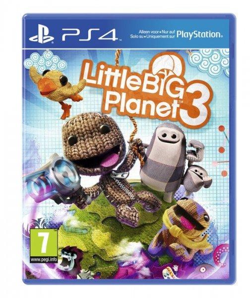 (Saturn) (Köln Hansaring) (PS4) Little Big Planet 3
