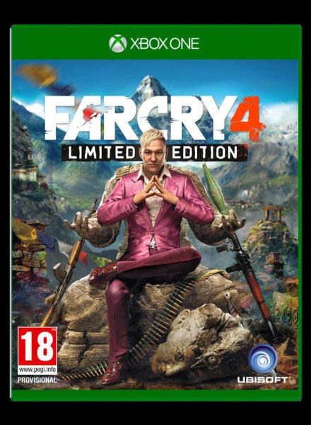 Far Cry 4 digital XBOX One
