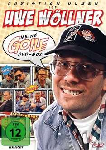 (Amazon.de) (Prime) Christian Ulmen ist Uwe Wöllner - Meine goile DVD-Box