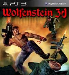 [PS3] Wolfenstein 3D 2,20€ & Teenage Mutant Ninja Turtles: Out of the Shadows 5,29€ @ Amazon US