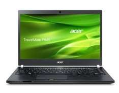 [amazon.de WHD - sehr gut] Acer TravelMate P645 14'' FullHD IPS, i5 4200U, 4GB, 500GB HDD+24GB SSD, 1,6kg