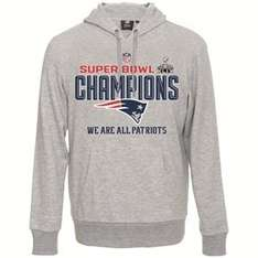 New England Patriots Superbowl XLIX Hoodie
