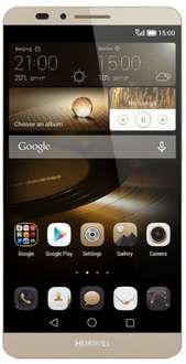 Huawei Mate 7 Gold 32GB 3GB Ram Dual Sim @amazon Marketplace Prime Versand 499€