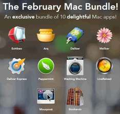 [OSX] Creatable.co February Mac Bundle (10 Apps)