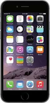 Iphone 6 64 GB Spacegrau für 649 Euro SATURN-LOKAL