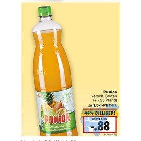 [Kaufland bundesweit] Punica 1,5 l für 88 Cent