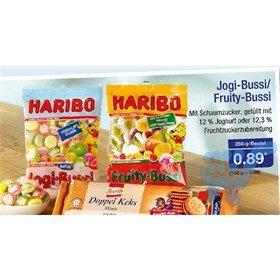 [Aldi Nord] Haribo die große 250 gr Tüte für 0,89 €