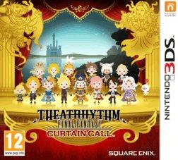 Theatrhythm: Final Fantasy - Curtain Call 3DS für 23,67€ @game.co.uk