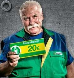 Euromaster: Hauptuntersuchung inkl. 20€ Tankgutschein für 79€