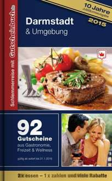 NUR NOCH HEUTE ! Gutscheinbuch.de - Bis zu 50% und VSK-frei ab 2 Büchern