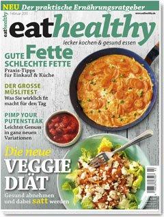 2 Ausgaben eathealthy GRATIS