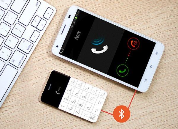 Talkase Zweit-Handy  iPhone 6 Plus Schutzhülle Etui Tasche Bluetooth ohne Simlock 55,99 € +livraison gratuite